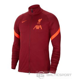 Jaka Nike Liverpool FC Strike Vīriešu adīt futbola trases jaka DB0273 678 / M / Sarkana