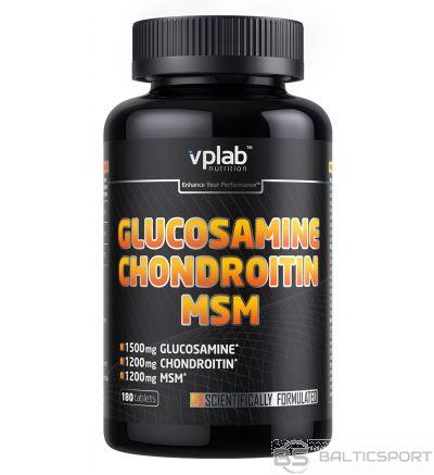 VPLab Glucosamine & Chondroitin & MSM 180 tabletes