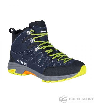 Pārgājienu apavi Alpinus Tromso High Tactical tumši zils GR43332 / 46