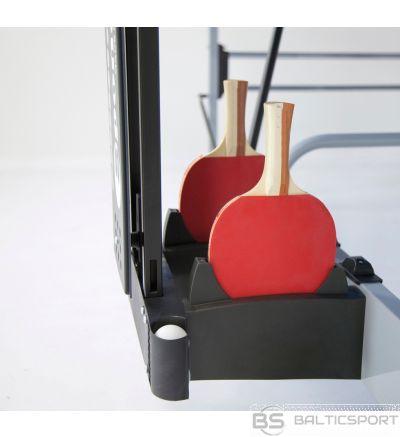 Tennis table GARLANDO CHALLENGE INDOOR 16mm Green