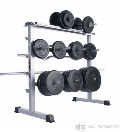 Toorx Dumbbells / weight plates / barbells rack