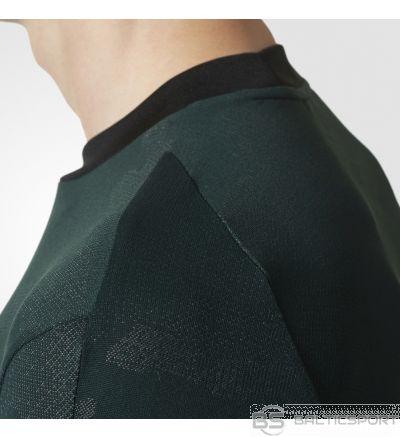 Džemperis adidas ID Camo LS Tee BQ0716 / Zaļa / M