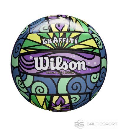 WILSON volejbola bumba GRAFFITI