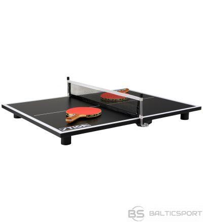 STIGA Super Mini tenisa galds melns