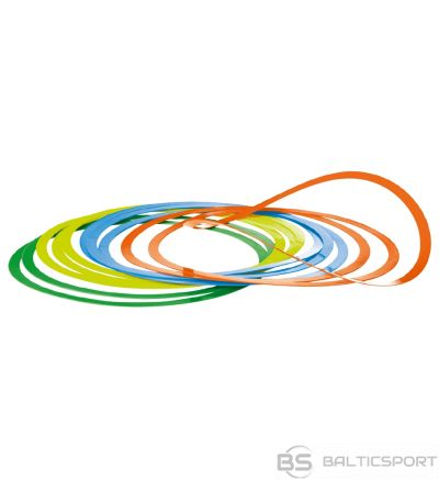 Laukuma Marķieri / Tremblay Set of 12 flexible flat hoops