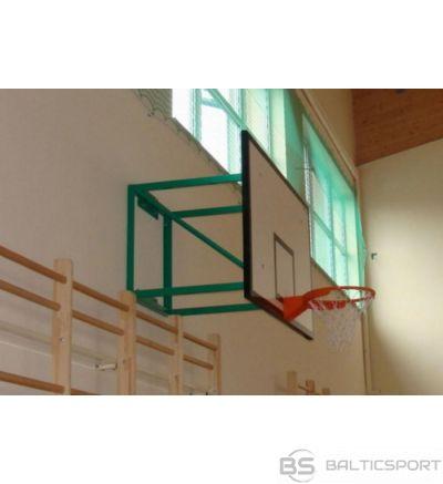 Sienas konstrukcija basketbola vairogam - 1.8x1.05m