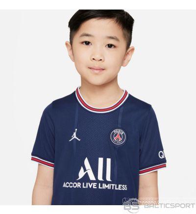 Iestatiet Nike PSG 2020/21 Sākums Little Bērnu futbola komplekts CV8272 411 / L / Jūras zila