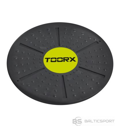 Toorx Balansa disks AHF022 D39,5cm black/lime green