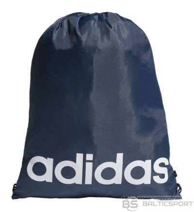 Adidas Linear Gymsack GN1924 soma / Jūras zila /