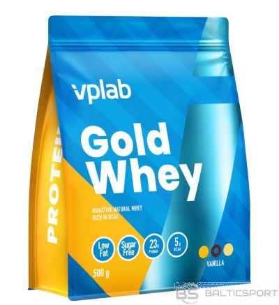 VPLab Gold Whey 500 g - Vaniļas