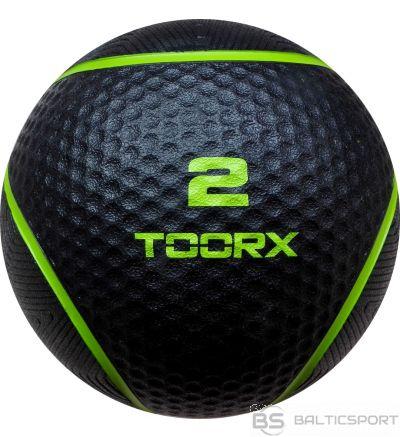 Toorx MEDICINE BALL D19.5cm, 2kg