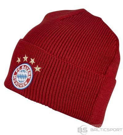 Adidas FC Bayern Woolie FS0192 vāciņš / Sarkana / OSFM