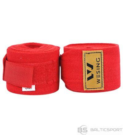 Handwrape WESING high-elastic 4,5M red