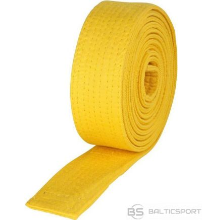 Belt judo/karate Matsuru 2,2 m yellow