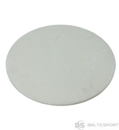 Pizza Stone TasteLab AU-PZ13  32 cm for Ceramic barbecue