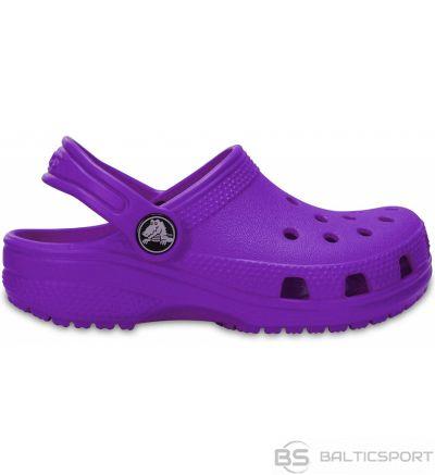 Crocs dla dzieci Crocband Classic Clog K Kids fioletowe 204536 57H / 29-30