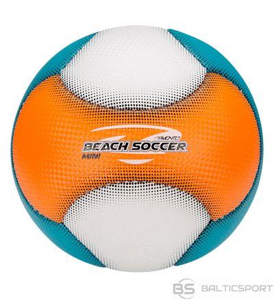Schreuderssport Mini Beach Football AVENTO 16WH size2 Fluorescent orange/White/Blue