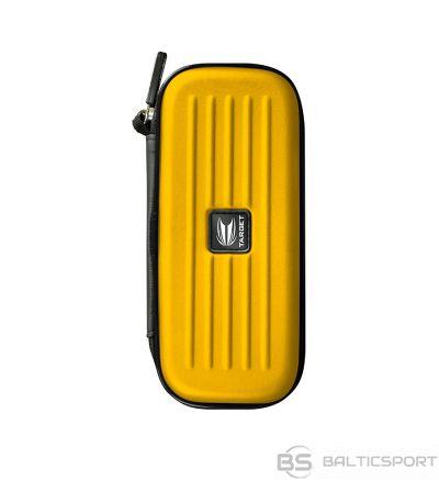 Dart Case Target Takoma Wallet dzeltens / 12x6 cm / Dzeltena