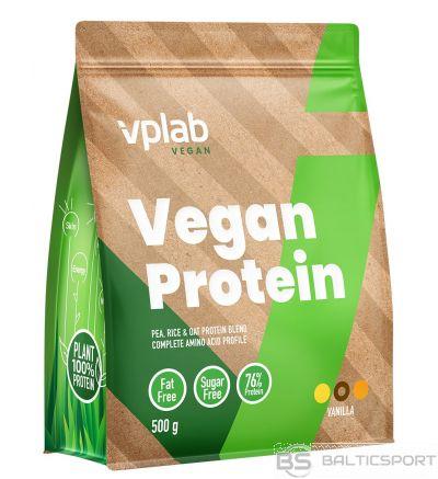 VPLab Vegan Protein 500 g - Vaniļas