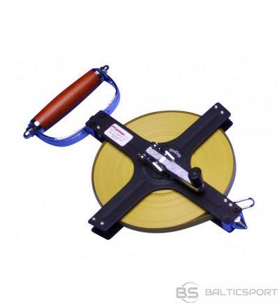 Polanik Open Reel Steel Measuring Tape Mērlenta