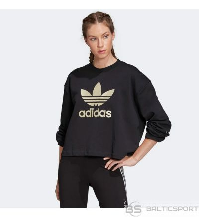 Adidas Originals Premium Crew sporta krekls FM2623 / Melna / 40