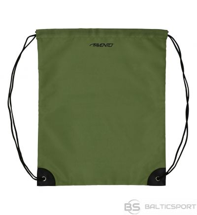 Schreuderssport Backpack with drawstrings AVENTO 21RZ Army green