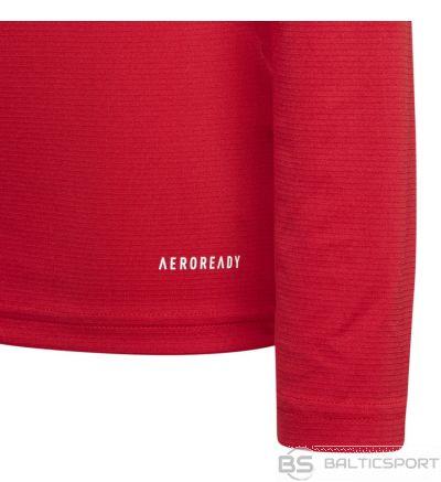 T-krekls adidas TEAM BASE TEE Junior GN5711 / Sarkana / 116 cm