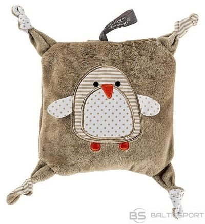 Heat pack with rape seed filling FASHY PENGUIN 6383 15x15cm