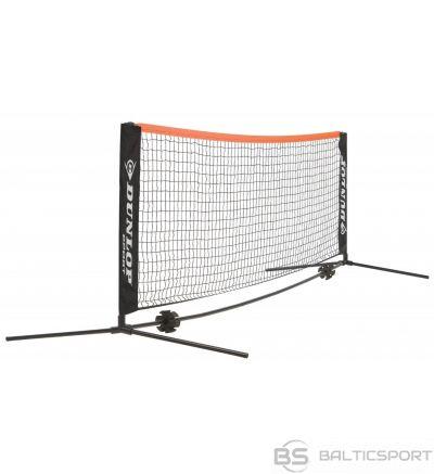 Mini tennis portable net DUNLOP 3m, incl. a carrying  bag