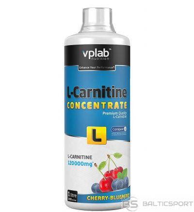VPLab L-Carnitine Concentrate 1 L - Ķiršu-melleņu / 1 L