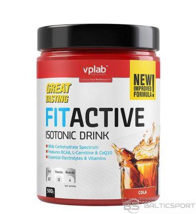 VPLab Fitactive Isotonic Drink - Kolas / 500 g