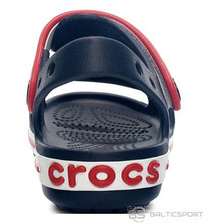Crocs Crocband Sandal Kids granatowo czerwone 12856 485 / 30-31