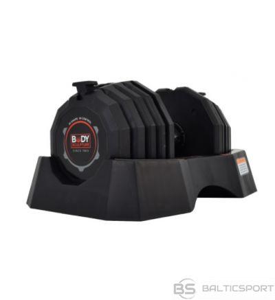 Regulējama hantele PRO SET / Adjustable dumbbell PRO SET 4,5-22,5 kg