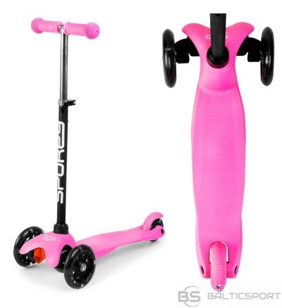 Spokey Balance scooter FUNRIDE, Max 20kg, Pink