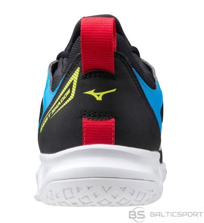 Handball apavi Mizuno Ghost Shadow X1GA198045 / 44 1/2 / Melna