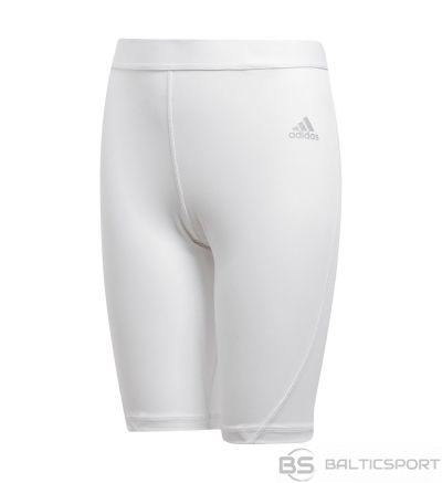 Adidas ASK Short Tight Y CW7351 / Balta / 128 cm