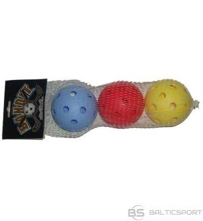 Acito Florbola bumbiņu komplekts 3 gab/iep.