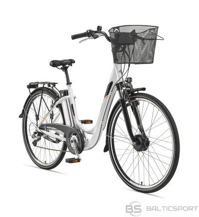 Telefunken Multitalent RC820, City E-Bike, 250 W, 28 '', 24 month(s), White