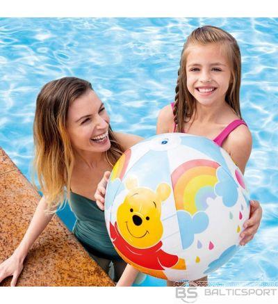 Intex Beach Ball Winnie The Pooh Age 3+, 50.8 cm