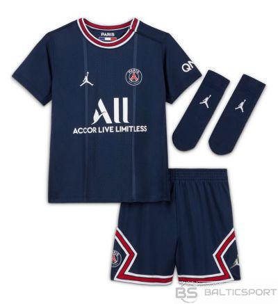 Nike PSG bērnu futbola komplekts CV8301 411 / 90-95 cm / Jūras zila