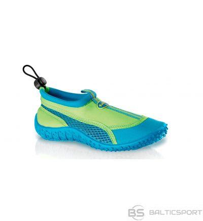 Aqua shoes for kids FASHY GUAMO 60 size 27 green/turquoise