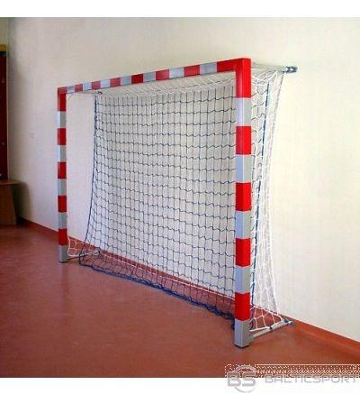 Handbola vārti 3 x 2 m stiprināmi pie sienas