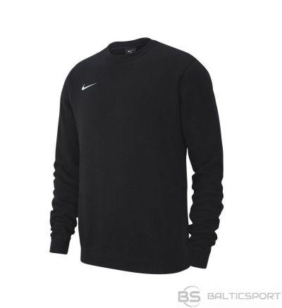 Nike Crew Y Team Club 19 sporta krekliņš AJ1545 010 / Melna / L (147-158cm)