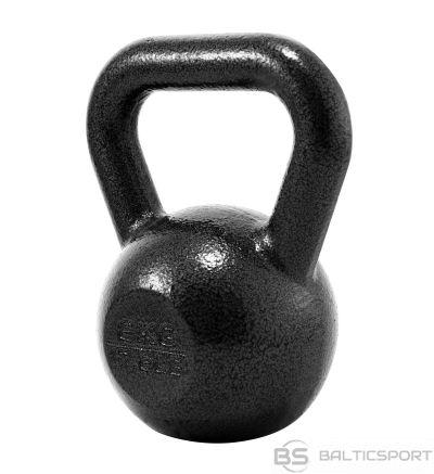 Metāla Svaru Bumba / 1 gb 8 kg, melna