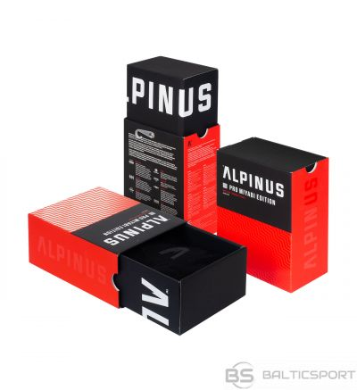 Alpinus Pro Miyabi Edition vīriešu termoaktīvās bikses melnas GT43244 / L