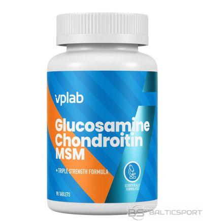 VPLab Glucosamine & Chondroitin & MSM 90 tabletes