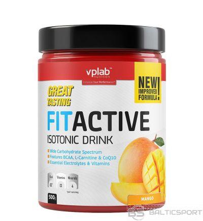 VPLab FITACTIVE Isotonic Drink - Mango / 500 g