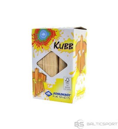 spēle Schildkrot KUBB - koka kubi / Scandinavian game KUBB