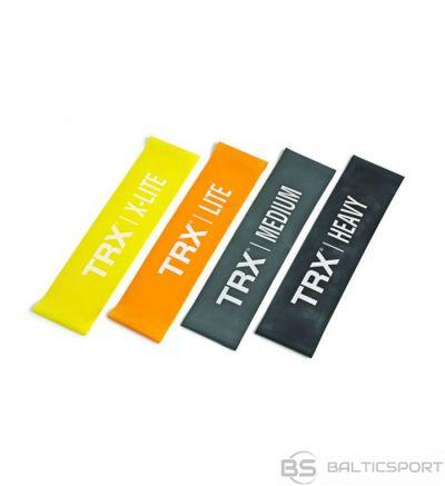 TRX Apaļā gumija/ lente - dažādas pretestības