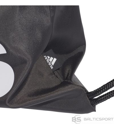 Adidas Linear Gymsack GN1923 soma / Melna /